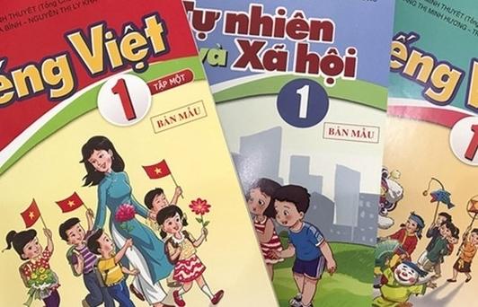 Yêu cầu báo cáo, rà soát về bộ sách giáo khoa Tiếng Việt lớp 1