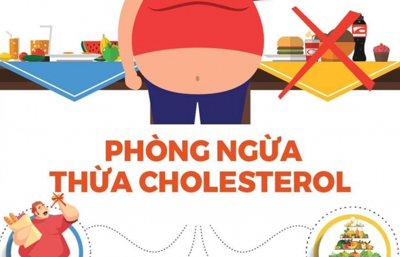 """Phát động """"Tháng hành động đẩy lùi tình trạng thừa Cholesterol trong cơ thể"""""""