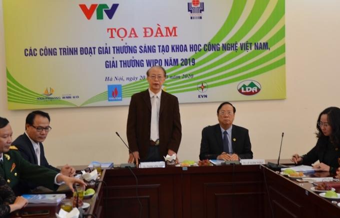 40 công trình đoạt giải thưởng Sáng tạo Khoa học và Công nghệ Việt Nam