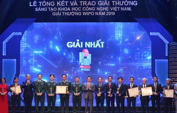 40 công trình được trao giải thưởng Sáng tạo Khoa học công nghệ