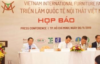 Hơn 100 doanh nghiệp dự triển lãm quốc tế nội thất
