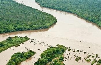Công bố báo cáo hiện trạng đất đai khu vực sông Mê Kông