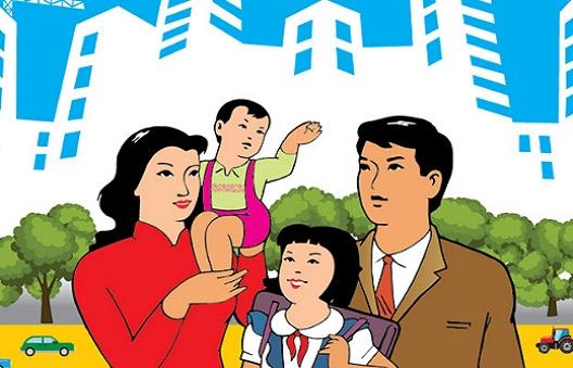 Hà Nội: Tăng nhanh tỉ lệ sinh con thứ 3