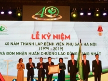 bv phu san ha noi nhan huan chuong lao dong hang nhat