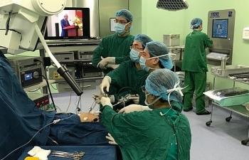 Bệnh viện Nhi Trung ương đưa vào sử dụng phòng mổ đẳng cấp thế giới