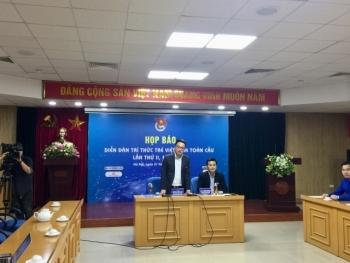 Hơn 200 đại biểu dự Diễn đàn Trí thức trẻ Việt Nam