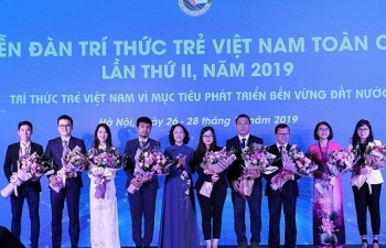 Khai mạc Diễn đàn Trí thức trẻ Việt Nam toàn cầu lần thứ II