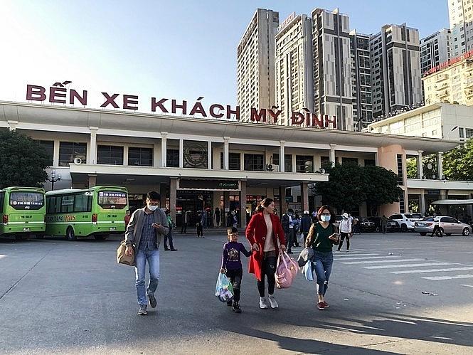 Hà Nội: 5 địa điểm buộc người dân phải đeo khẩu trang