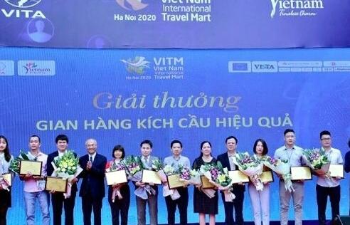Hội chợ VITM Hà Nội 2020: Quảng bá hình ảnh du lịch của một Việt Nam an toàn, năng động, thân thiện
