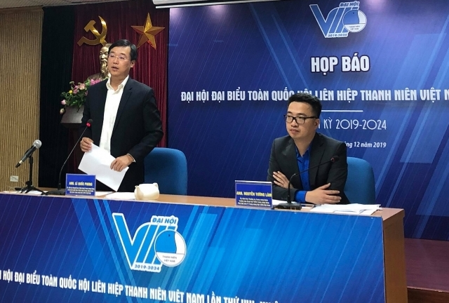 1.000 đại biểu dự Đại hội Hội Liên hiệp Thanh niên Việt Nam lần thứ VIII