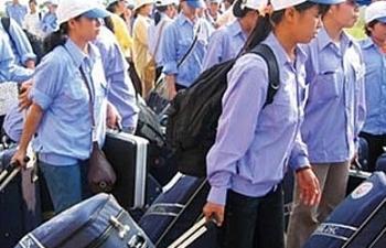 Tăng cường sức khỏe người di cư ở Việt Nam