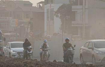 Ô nhiễm không khí ở mức độ nguy hại, Bộ Y tế khuyên người dân hạn chế ra ngoài