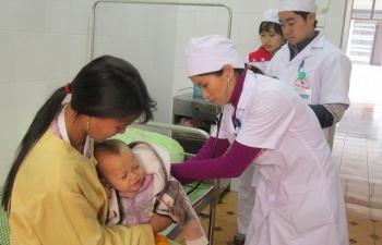 Trung tâm y tế huyện Tam Đường thực hiện nhiều kỹ thuật khó