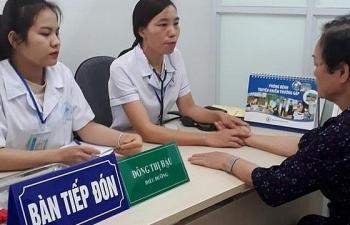 Nhân rộng mô hình điểm tại trạm y tế xã