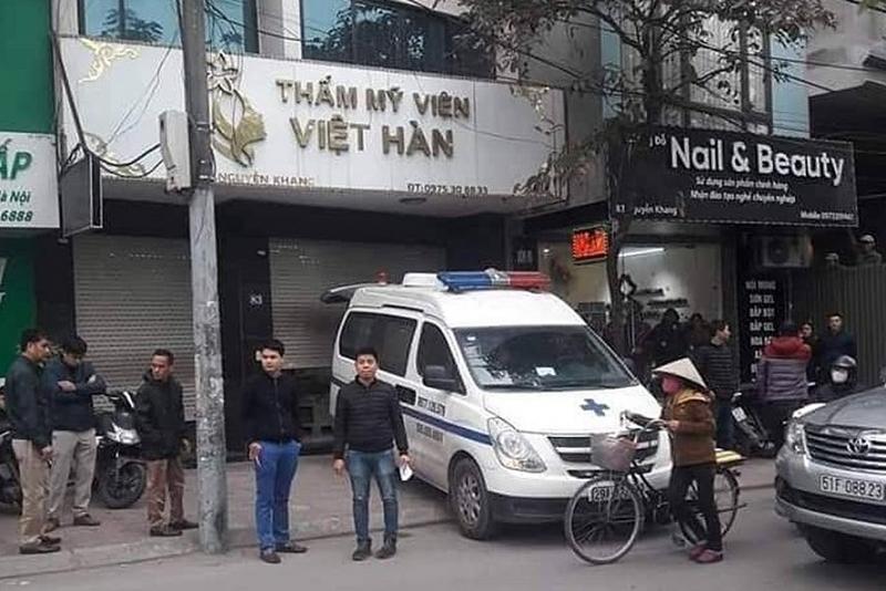 tu vong khi hut mo bung tham my vien hoat dong khong phep