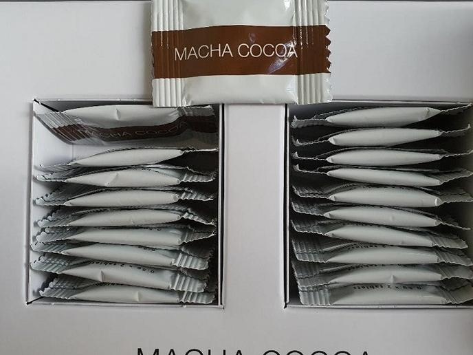 Cảnh báo sản phẩm giảm béo MONE Macha Cocoa chứa chất cấm