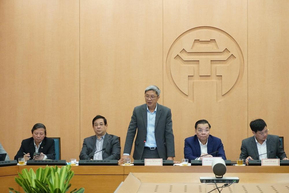 Hà Nội: Giám sát chặt cơ sở cách ly phòng chống dịch Covid-19