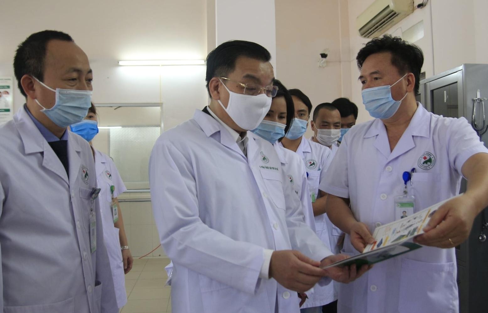 Siết chặt quy trình chống dịch tại các bệnh viện