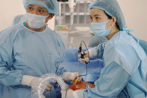 Hơn 100 sản phụ được can thiệp y học bào thai thành công