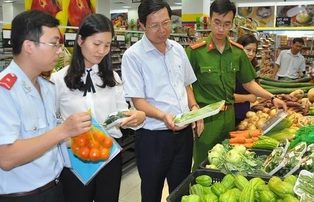 Xử lý nghiêm vi phạm an toàn thực phẩm Tết Nguyên đán