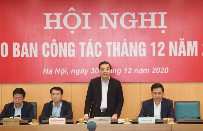 Nhiều giải pháp bảo đảm nhân dân Hà Nội đón Tết an toàn
