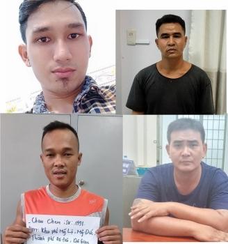 Khởi tố hình sự vụ cướp lại thuốc lá lậu tại Kiên Giang