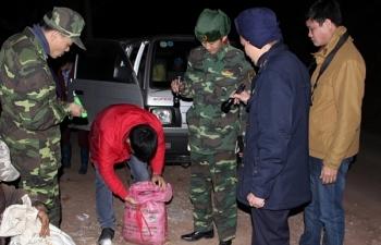 Lạng Sơn: Quyết hạ nhiệt tình trạng buôn lậu gia cầm