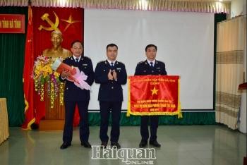 Hải quan Hà Tĩnh phấn đấu hoàn thành nhiệm vụ thu năm 2020