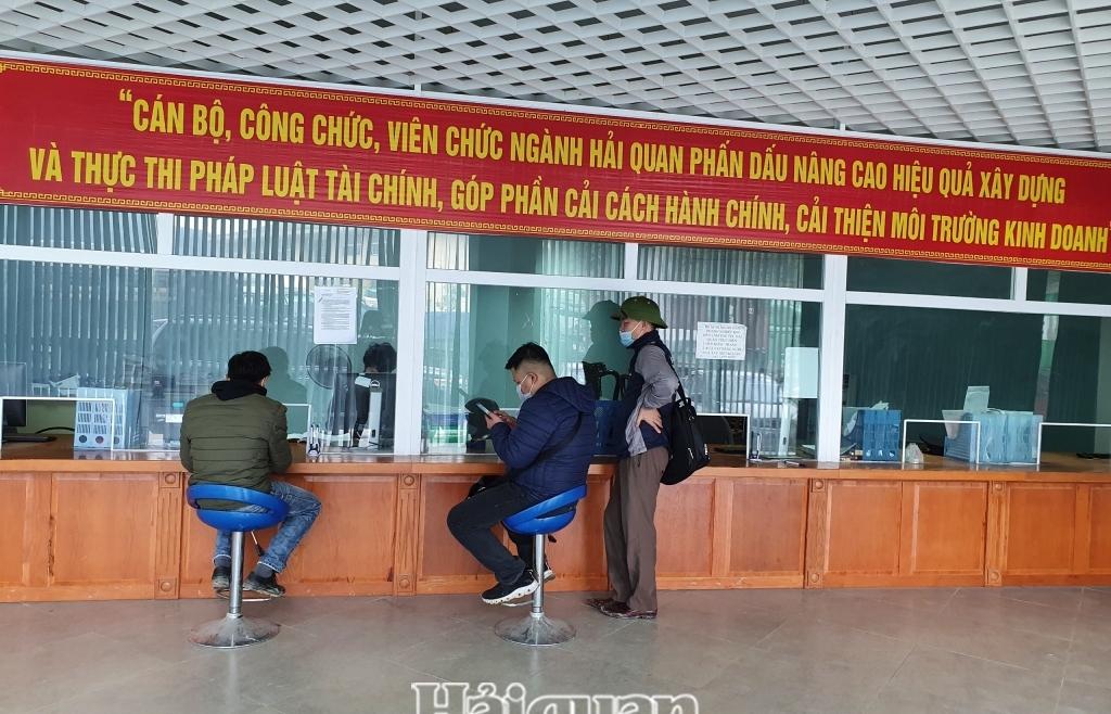 Hải quan Hà Tĩnh đảm bảo thông quan những ngày nghỉ tết