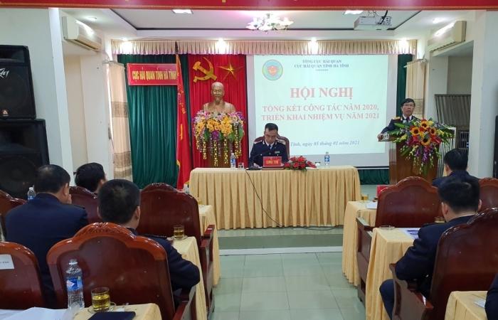 Hải quan Hà Tĩnh tích cực hỗ trợ doanh nghiệp đẩy mạnh sản xuất