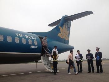 Hải quan Nghệ An: Tạo thuận lợi cho hành khách bay Vinh – Bangkok