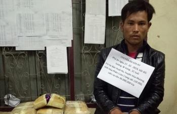 Triệt phá chuyên án thu số lượng lớn ma túy từ Lào vào Việt Nam