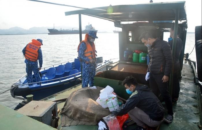 Cảnh sát biển: Xử lý trên 55 vụ buôn lậu, gian lận thương mại và vận chuyển trái phép ma túy