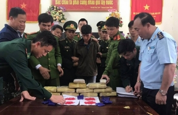 Hà Tĩnh mở đợt tấn công tội phạm ma túy tuyến biên giới Việt - Lào