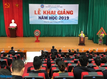 Trường Hải quan Việt Nam khai giảng năm học mới 2019