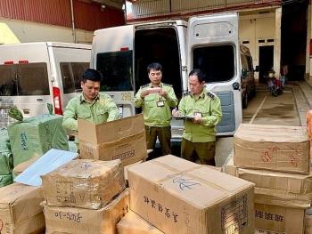Lạng Sơn phát hiện nhiều vụ vận chuyển hàng giả mạo xuất xứ