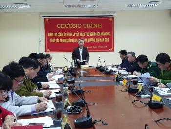 Hải quan Lạng Sơn cần thực hiện đồng bộ các giải pháp tăng thu NSNN