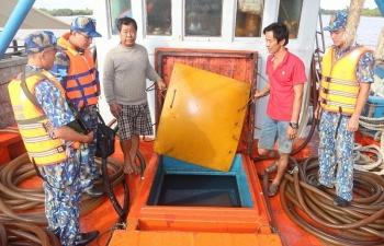 Cảnh sát biển: Điều tra bắt giữ, xử lý 253 vụ trong đợt cao điểm