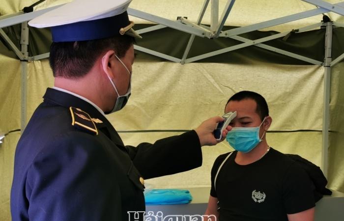 Lạng Sơn: Tăng cường kiểm soát phòng, chống dịch Covid-19 tại cửa khẩu