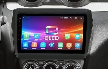 Cụm màn hình tinh thể lỏng dùng trên ô tô phù hợp nhóm 85.28