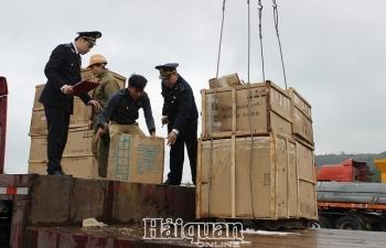 Hải quan Lạng Sơn: Đồng hành cùng doanh nghiệp vượt qua khó khăn