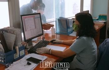 Hải quan Hà Tĩnh ưu tiên phòng chống dịch Covid-19