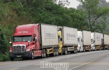TrungQuốc không tiếp nhận lái xe từ5 địa phương có nguy cơ dịchcủaViệt Nam