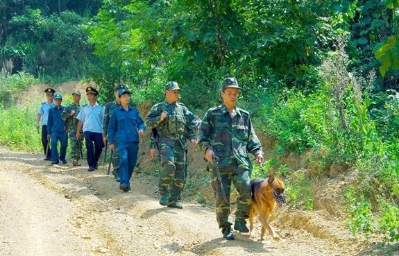 Lạng Sơn bắt giữ nhóm người xuất cảnh trái phép
