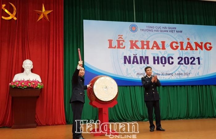 Trường Hải quan Việt Nam tổ chức 35 lớp đào tạo trong năm 2021