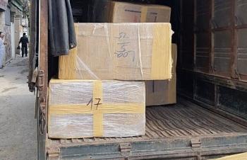 Hải quan Hà Tĩnh phối hợp thu hơn 680 kg ma túy đá và 40 bánh heroin