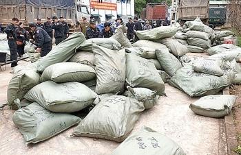 Xử lý trách nhiệm tập thể, cá nhân liên quan đến vụ buôn lậu 100 tấn thuốc bắc tại Lạng Sơn