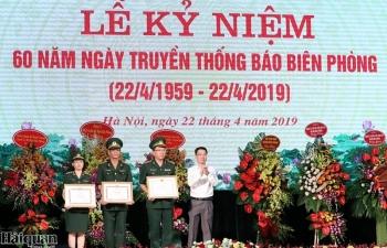 Kỷ niệm 60 năm ngày truyền thống Báo Biên phòng