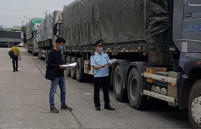 Hảiquan Lạng Sơn: Thu ngân sách quý I giảm 18,5%