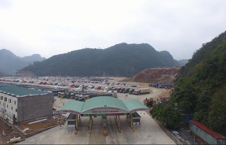 LạngSơn: Tìmgiải pháp tăng năng lực thông quan hàng hóa qua các cửa khẩu